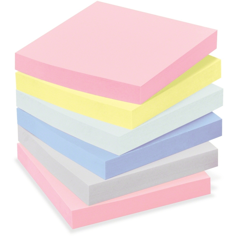 Post-it Post-it Helsinki Recycled Notes 654-RP-A MMM654RPA