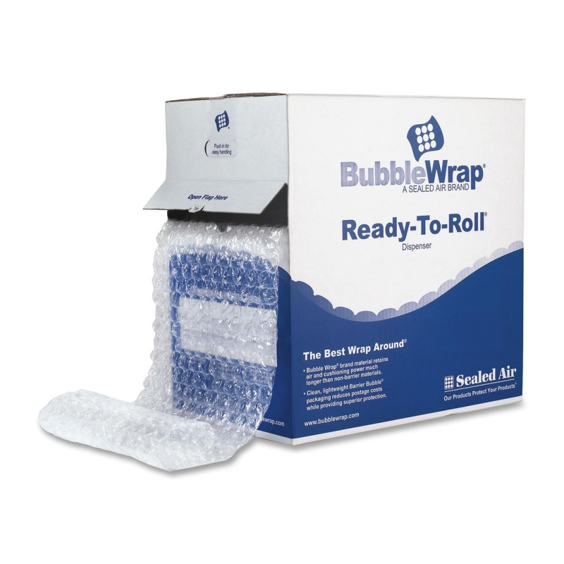 Bubble Wrap Bubble Wrap Strong Grade Ready-to-Roll Dispenser 90065 SEL90065 1000022501