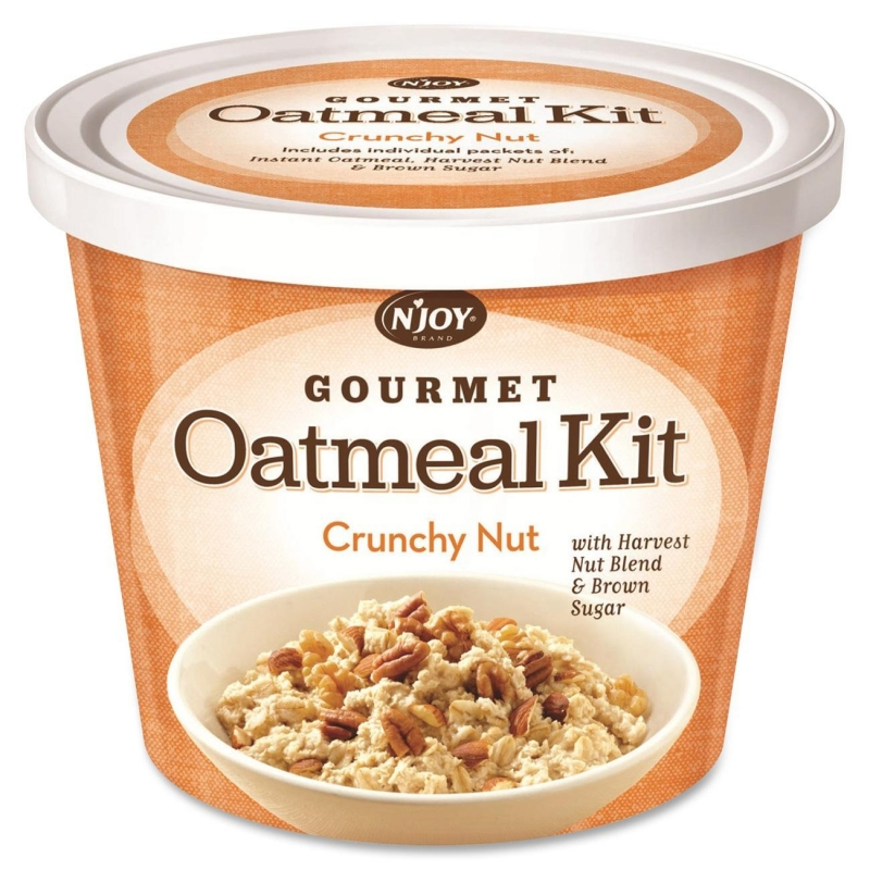 Njoy Crunchy Nut Oatmeal 40776 SUG40776