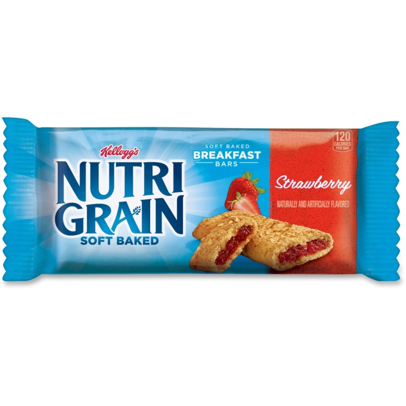 Kellogg's Kellogg's Nutri-Grain Cereal Bars 35945 KEB35945