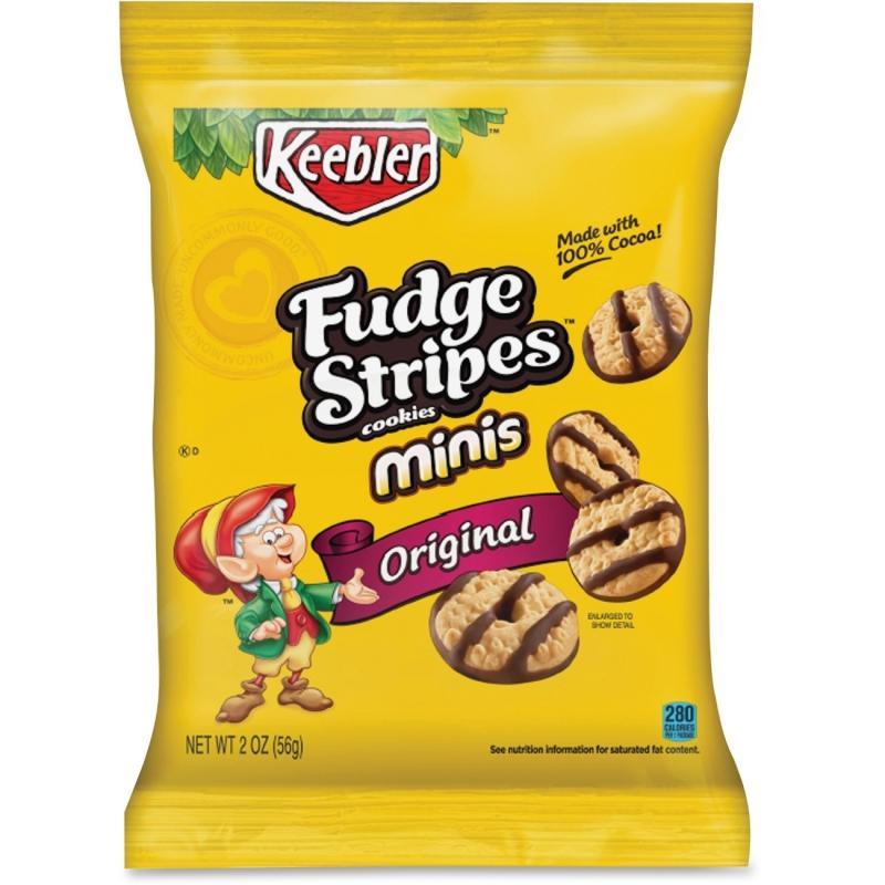 Keebler Keebler Fudge Stripes Cookies 21771 KEB21771