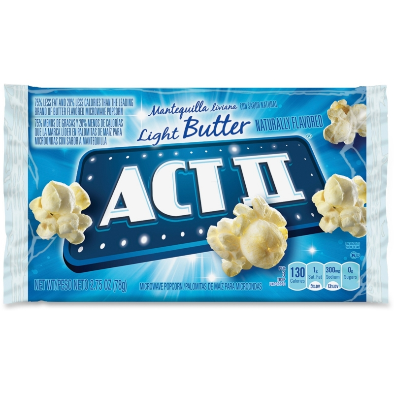 Act II Microwave Popcorn 23243 CNG23243