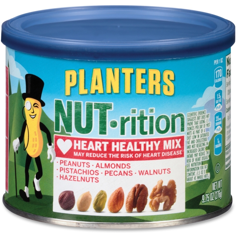 Planters Planters Heart Healthy Mix 05957 KRF05957