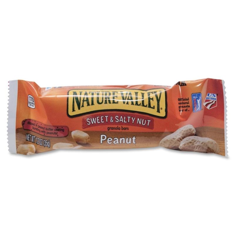 Nature Valley Sweet & Salty Peanut Bars SN42067 GNMSN42067