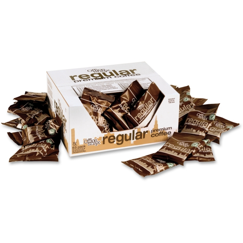 Office Snax Pure Arabica Coffee 00034 OFX00034
