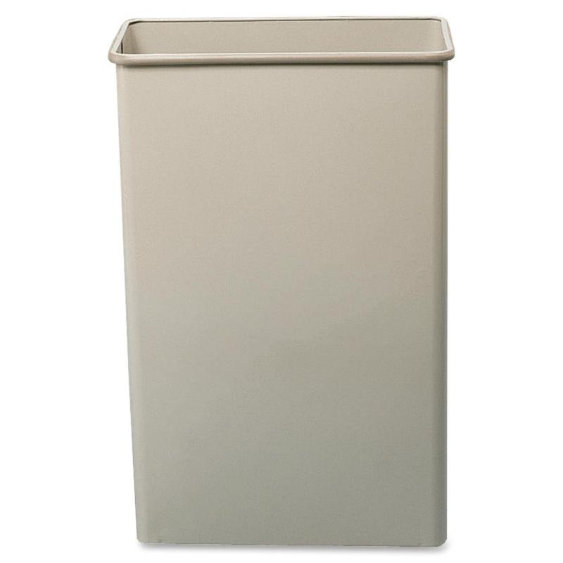 Safco Safco 88qt Capacity Rectangular Wastebasket 9618SA SAF9618SA