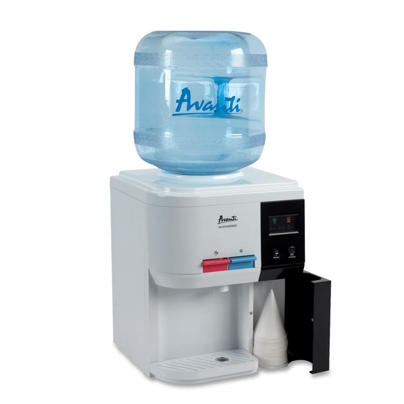 Avanti Avanti Tabletop Thermo Electric Water Cooler WD31EC AVAWD31EC