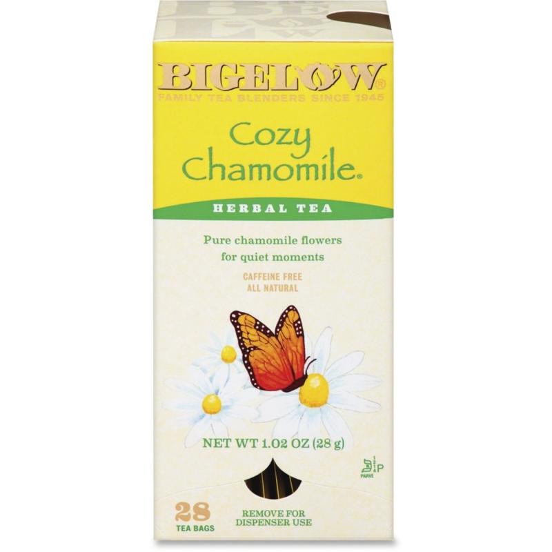 Bigelow Tea Chamomile Herbal Tea 00401 BTC00401
