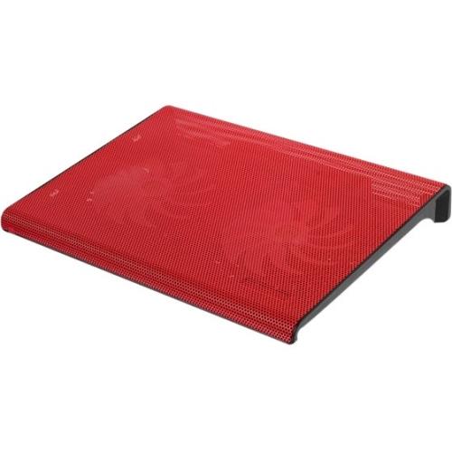 Aluratek Slim USB Laptop Cooling Pad (Red) ACP01FR