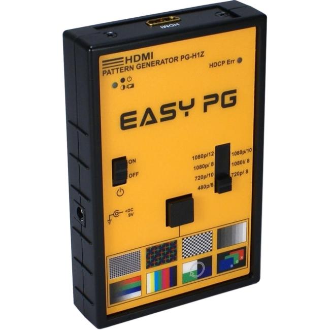 QVS HDMI Portable Pattern Generator VPG-HL EZ