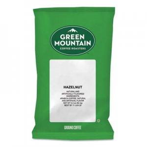 Green Mountain Coffee Hazelnut Coffee Fraction Packs, 2.2oz, 50/Carton GMT4792 4792