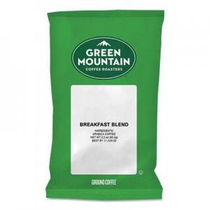 Green Mountain Coffee Breakfast Blend Coffee Fraction Packs, 2.2oz, 100/Carton GMT4432 4432