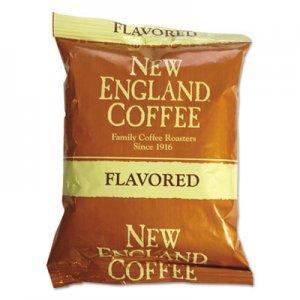 New England Coffee Coffee Portion Packs, Hazelnut Creme, 2.5 oz Pack, 24/Box NCF026530 026530