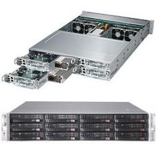 Supermicro SuperServer (Black) SYS-6028TP-HC1TR 6028TP-HC1TR