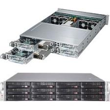 Supermicro SuperServer (Black) SYS-6028TP-HC0R 6028TP-HC0R