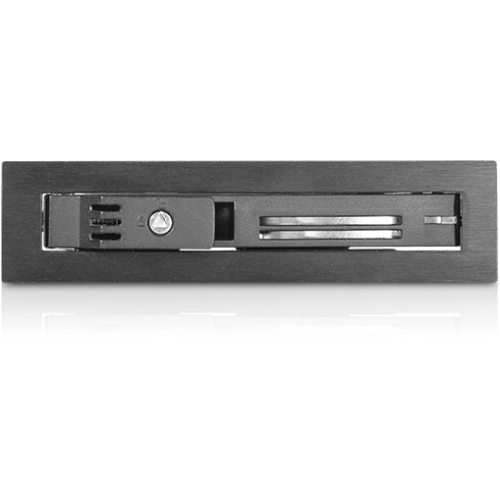 "iStarUSA Trayless 3.5"" to 2.5"" SATA 6 Gbps HDD SSD Hot-swap Anti-vibration Rack T-35K25V-SA"