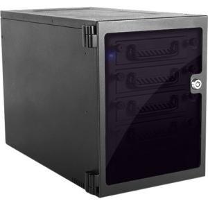 RAIDage 5-bay SATA 6.0 Gb/s eSATA USB3.0 Hotswap JBOD Tower EAGE540TG-SAU3