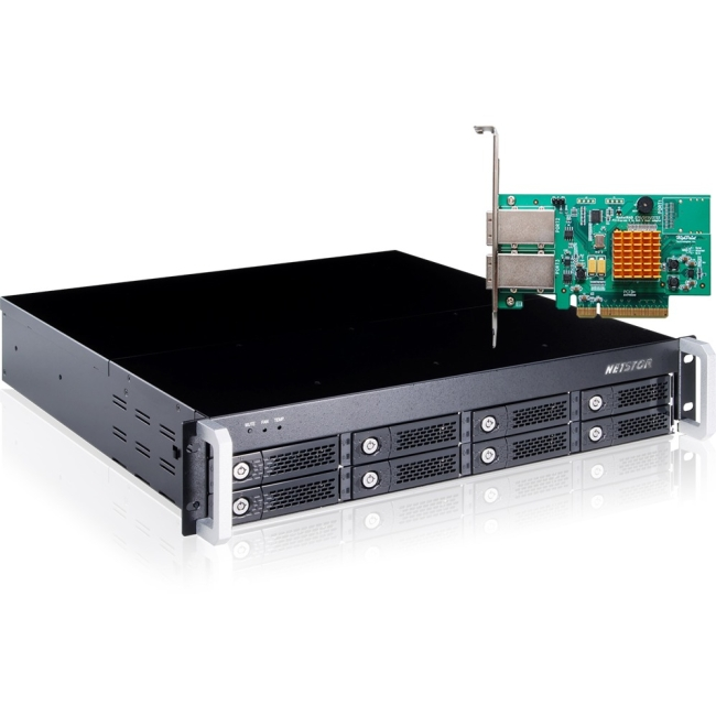 HighPoint RocketStor Rackmount RAID Solution RS6422TS 6422TS