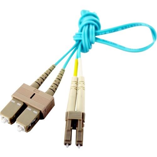 Axiom BENDnFLEX Fiber Optic Network Cable LCSCB4PAS10-AX