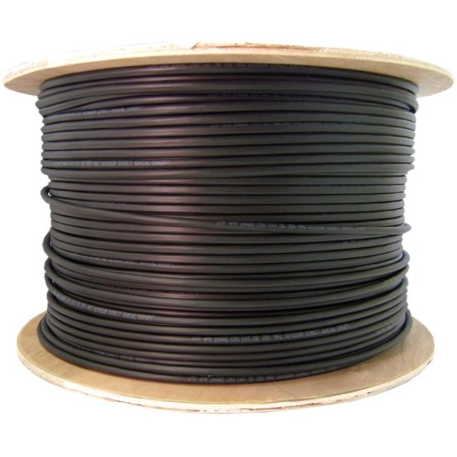 4XEM 1000FT Roll Outdoor CAT 5E CAT5E Ethernet Network Cable 4XOCAT5E1000