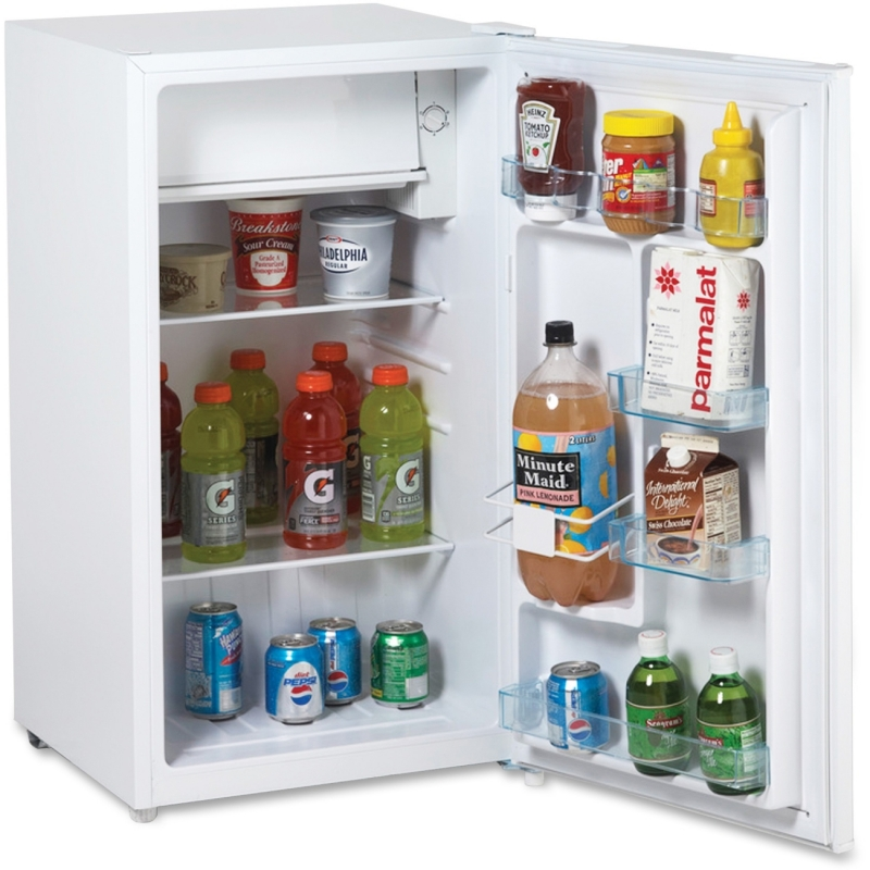 Avanti Model - 3.3 Cu. Ft. Refrigerator with Chiller Compartment - White RM3306W AVARM3306W