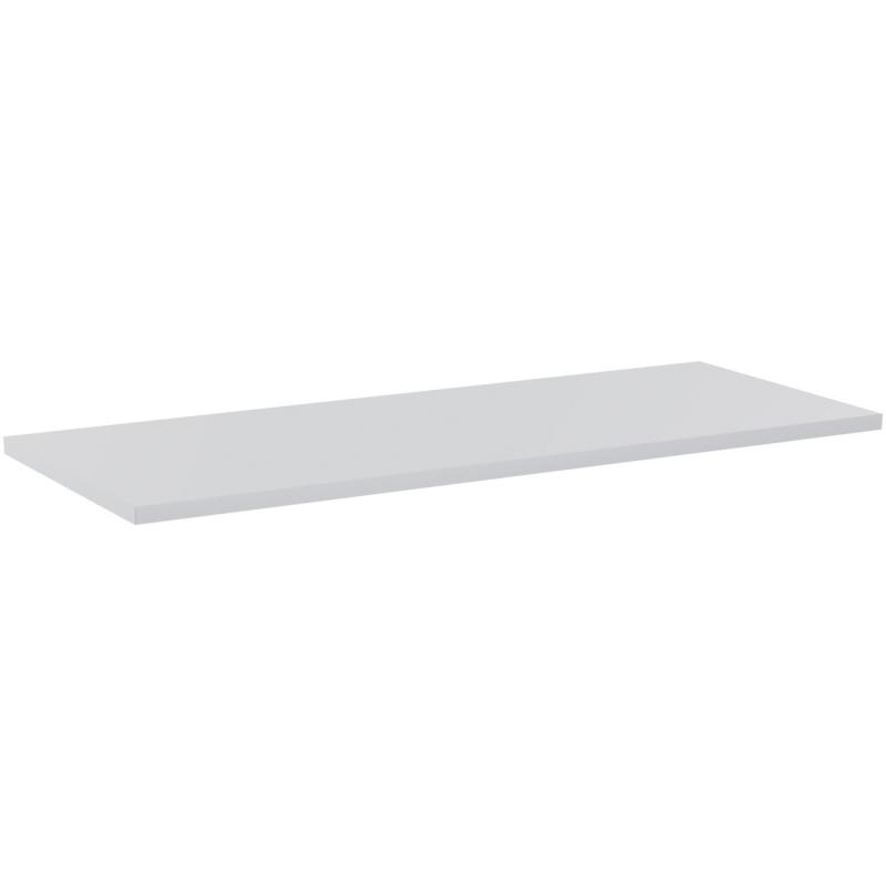 Lorell Rectangular Invent Tabletop - Light Gray 62571 LLR62571