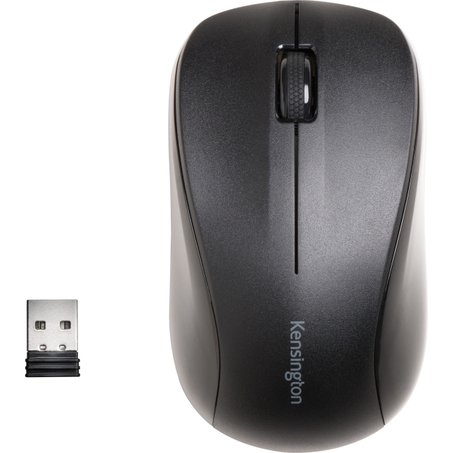 Kensington Mouse for Life - Wireless Three-Button Mouse K72392US