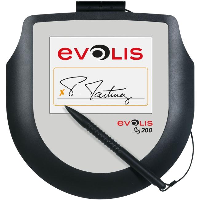 Evolis Signature Pad ST-CE1075-2-UEVL Sig200