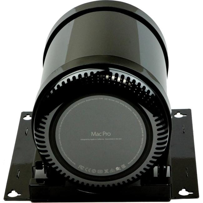 Rocstor Rocmount Pro-M DM Desk or Wall Mount For a Single MAC Pro Computer Y100DM-01
