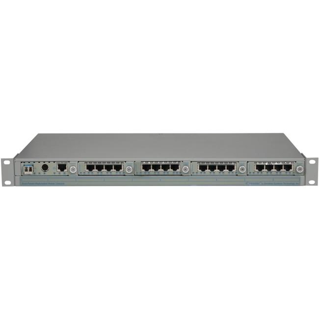Omnitron Managed T1/E1 Multiplexer 2421-1-21