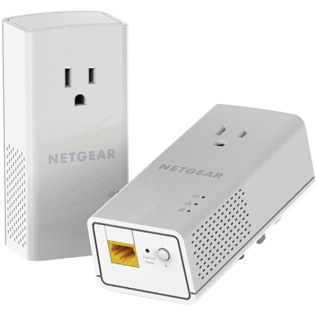 Netgear Powerline Network Adapter PLP1200-100PAS PLP1200