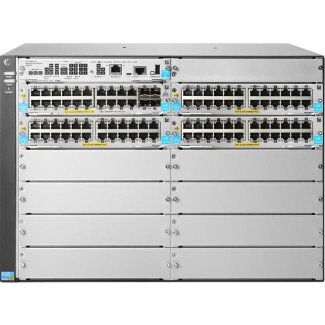 HP (No PSU) v3 zl2 Switch JL001A 5412R 92GT PoE+/4SFP+