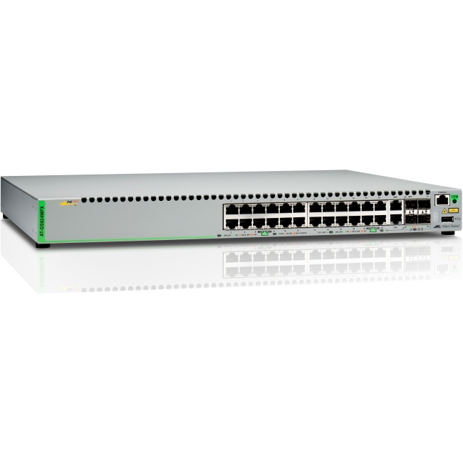 Allied Telesis Ethernet Switch AT-GS924MPX-10 AT-GS924MPX