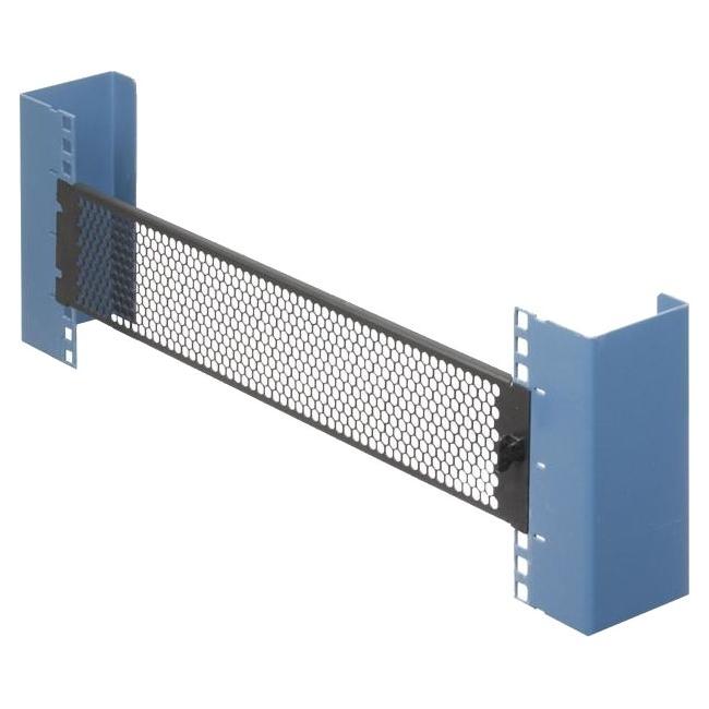 Rack Solutions 2U, Tool-less, Vented Filler Panel 102-2067