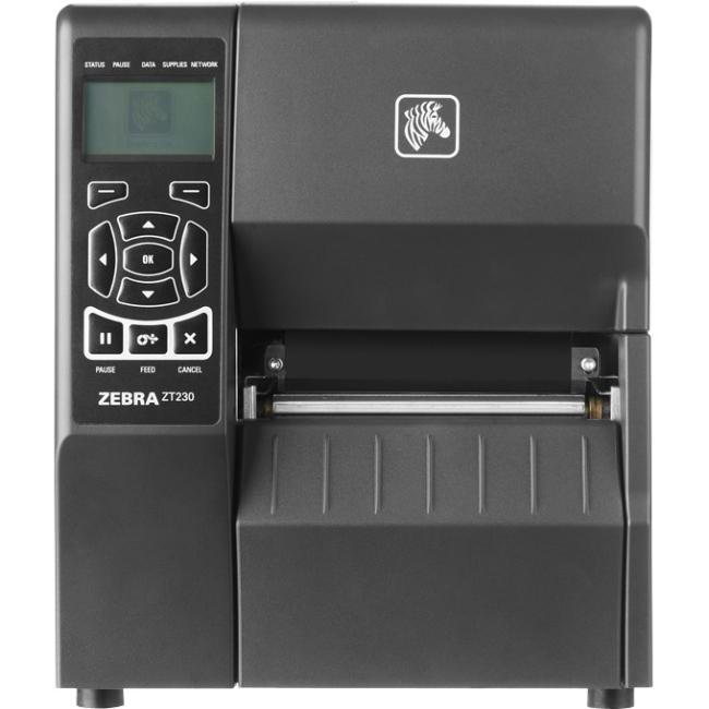 Zebra Industrial Printer ZT23043-D11200FZ ZT230