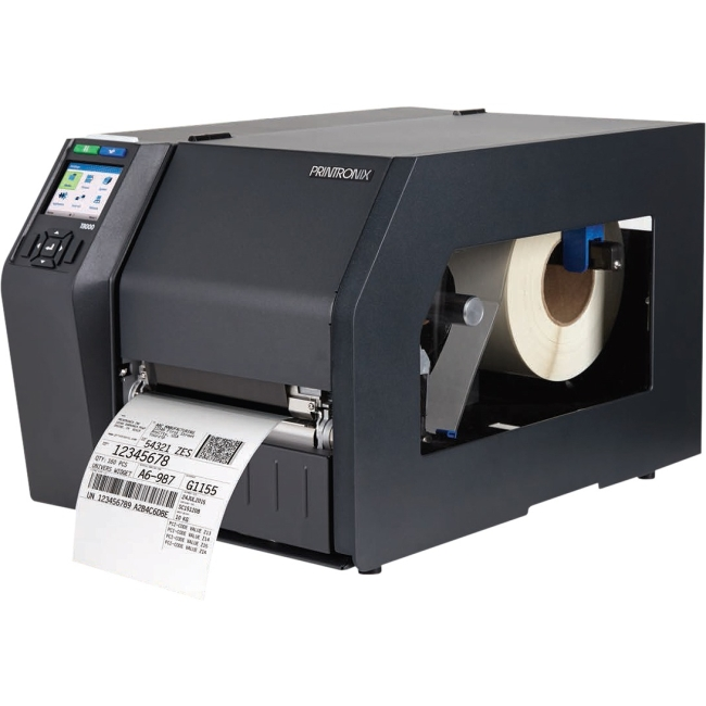 Printronix T8000 Direct Thermal/Thermal Transfer Printer T82X4-1100-0 T8204