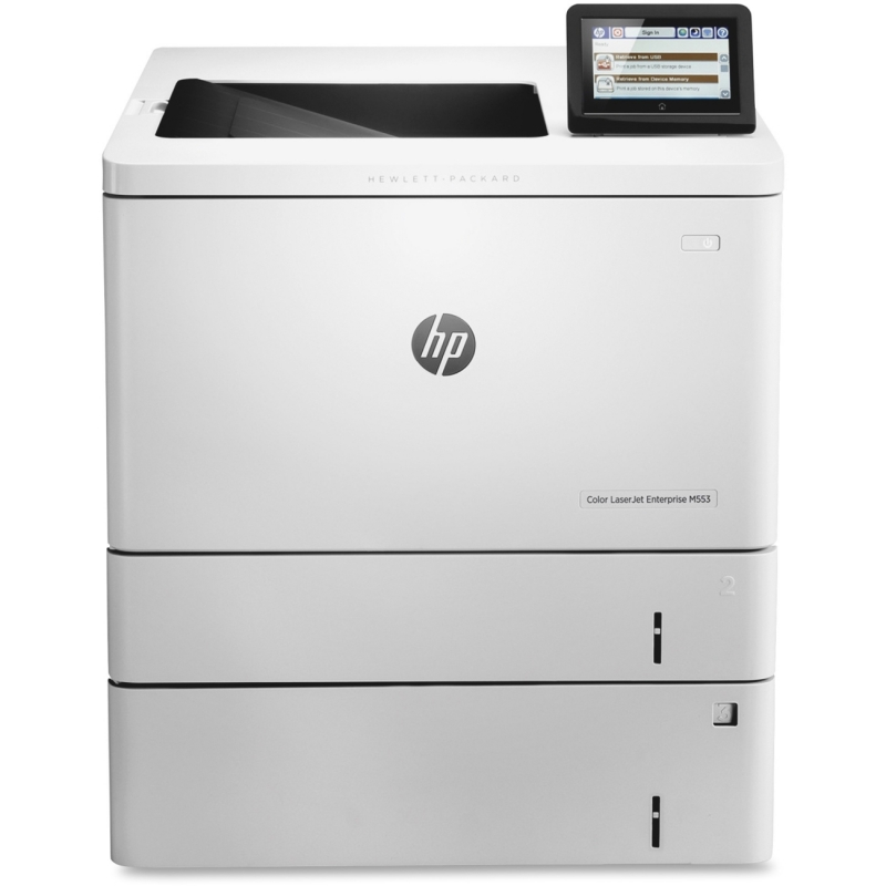 HP Color LaserJet Enterprise Printer B5L26A HEWB5L26A M553x