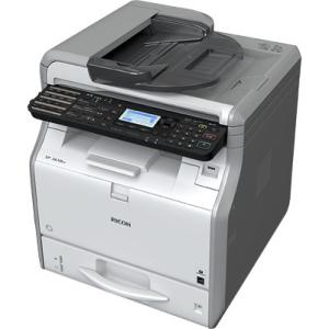 Ricoh Black and White Multifunction Printer 407305 SP 3610SF