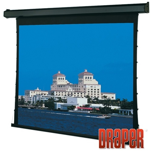 Draper Premier Electric Projection Screen 101782FN