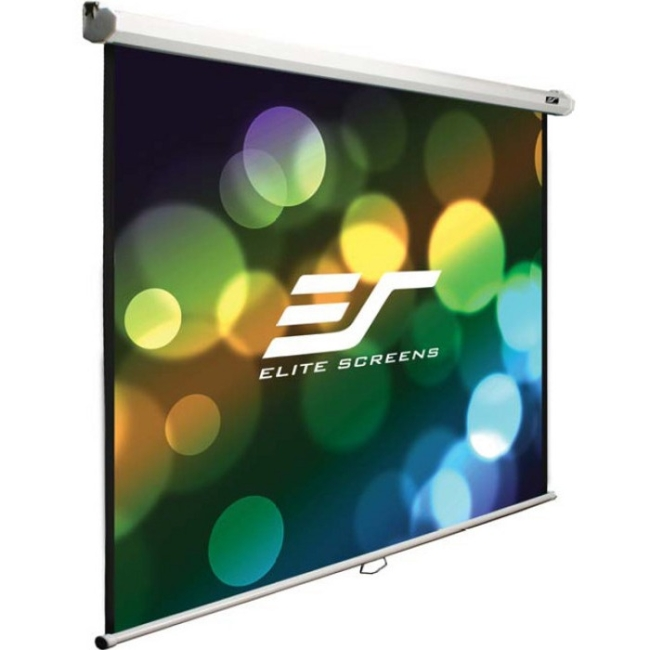 Elite Screens Manual B Projection Screen M120X