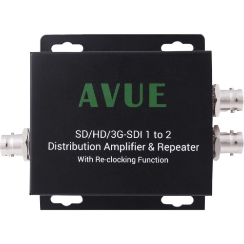 Avue SDE - 12RN Distribution Amplifier & Repeater SDE-12RN