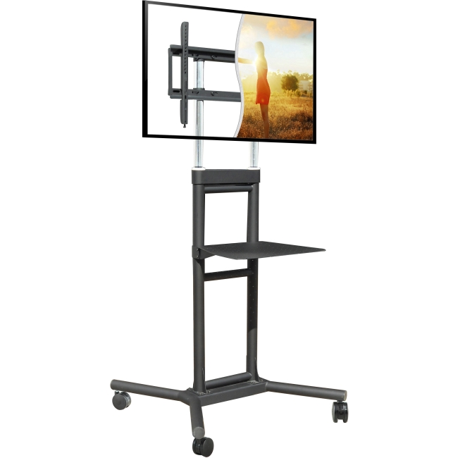 DoubleSight Displays Mobile TV Display Stand DS-5070CT