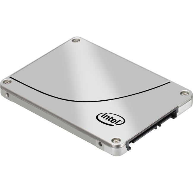 Intel SSD DC S3510 Series (1.6TB, 2.5in SATA 6Gb/s, 16nm, MLC) SSDSC2BB016T601