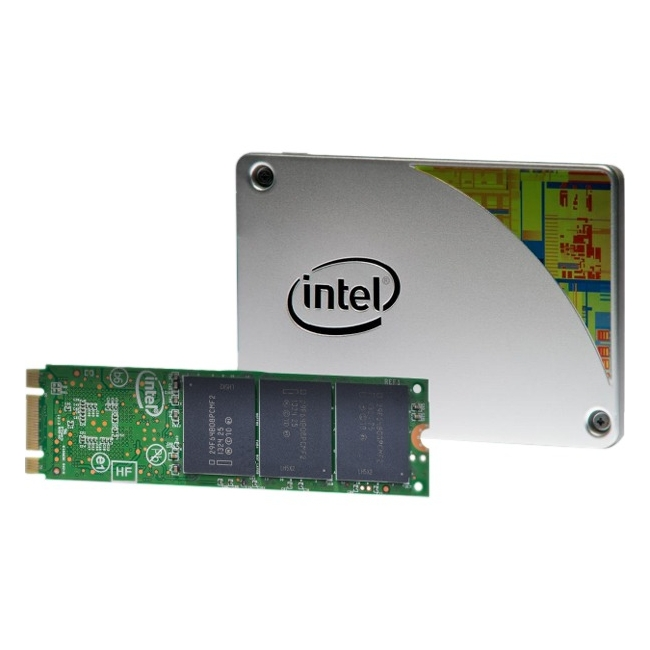 Intel SSD Pro 2500 Series (360GB, M.2 80mm SATA 6Gb/s, 16nm, MLC) SSDSCKJF360H601