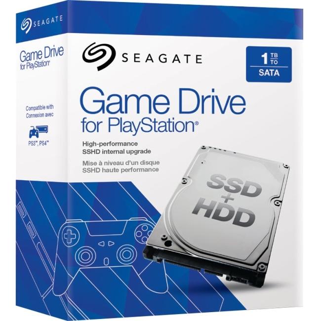 Seagate Hybrid Hard Drive STBD1000101