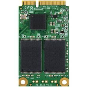Transcend SATA II 3Gb/s mSATA SSD TS4GMSA520