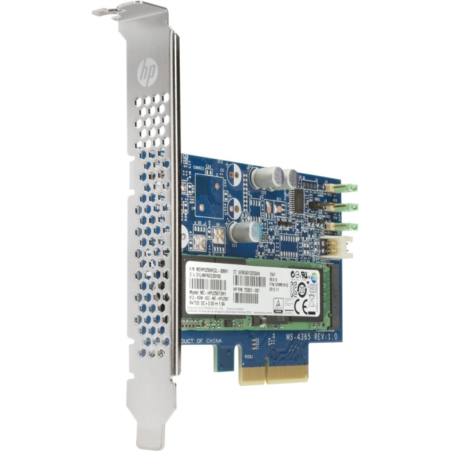 HP Z Turbo Drive 512GB PCIe Solid State Drive M1F74AT