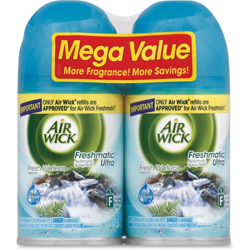 Airwick Fresh Water Automatic Spray Refill 82093 RAC82093