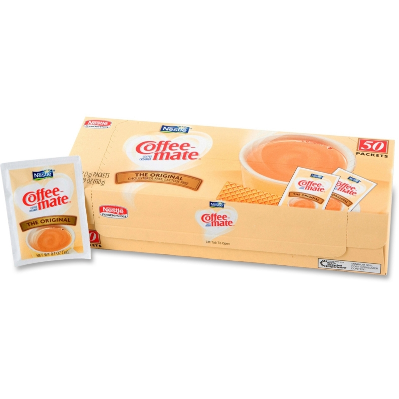 Nestle Professional Coffee-Mate Original Powdered Coffee Creamer in 3g packets 30032CT NES30032CT