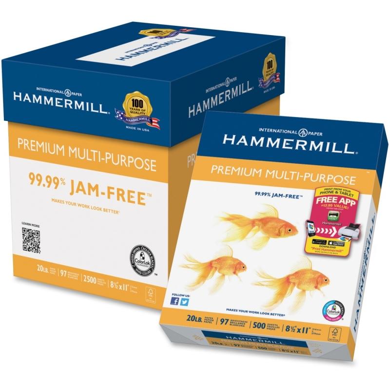 Hammermill Premium Multi-purpose Paper 105910 HAM105910